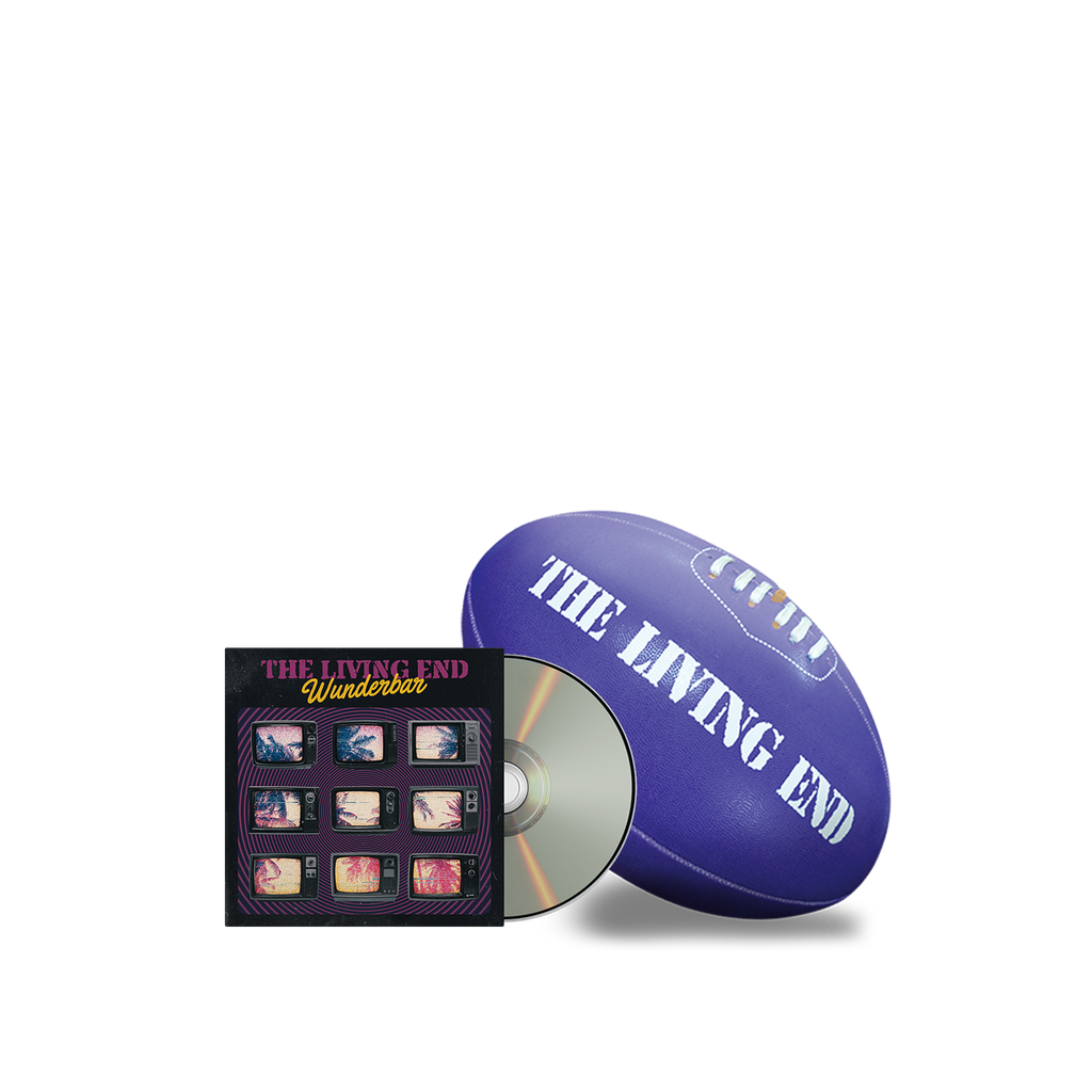 Wunderbar Footy Bundle / AFL footy + CD