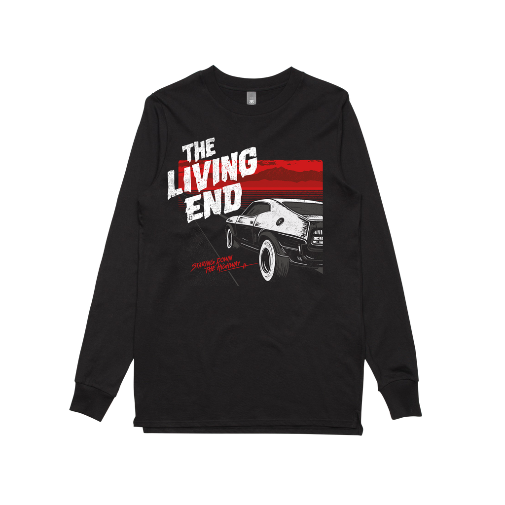 Highway Tour /  Black Longsleeve