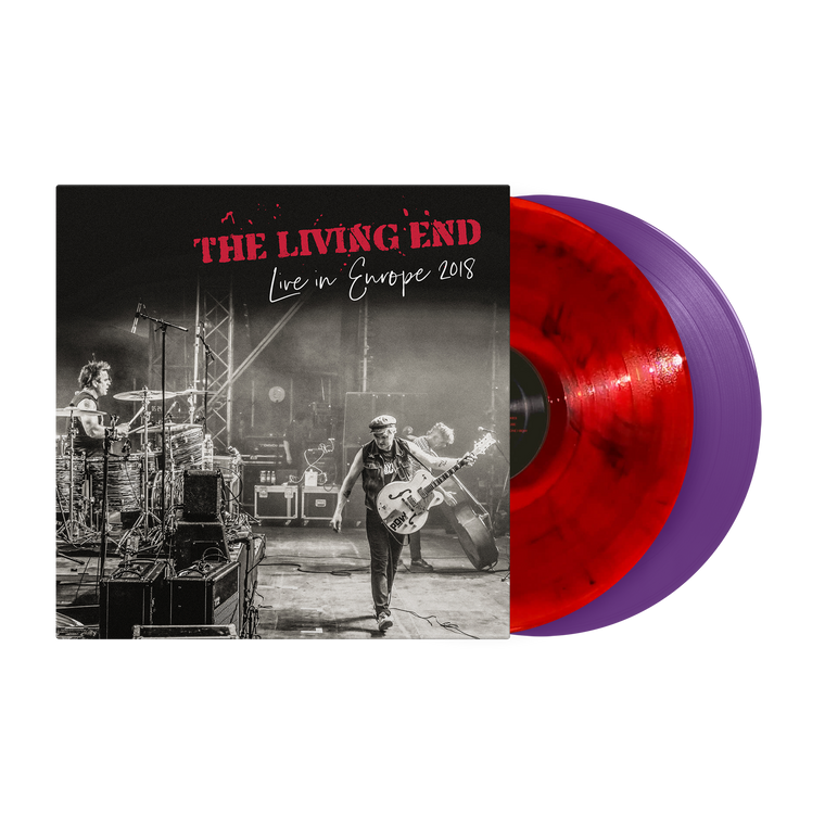 Limited Edition: Live in Europe 2018 / LP 2 x 12