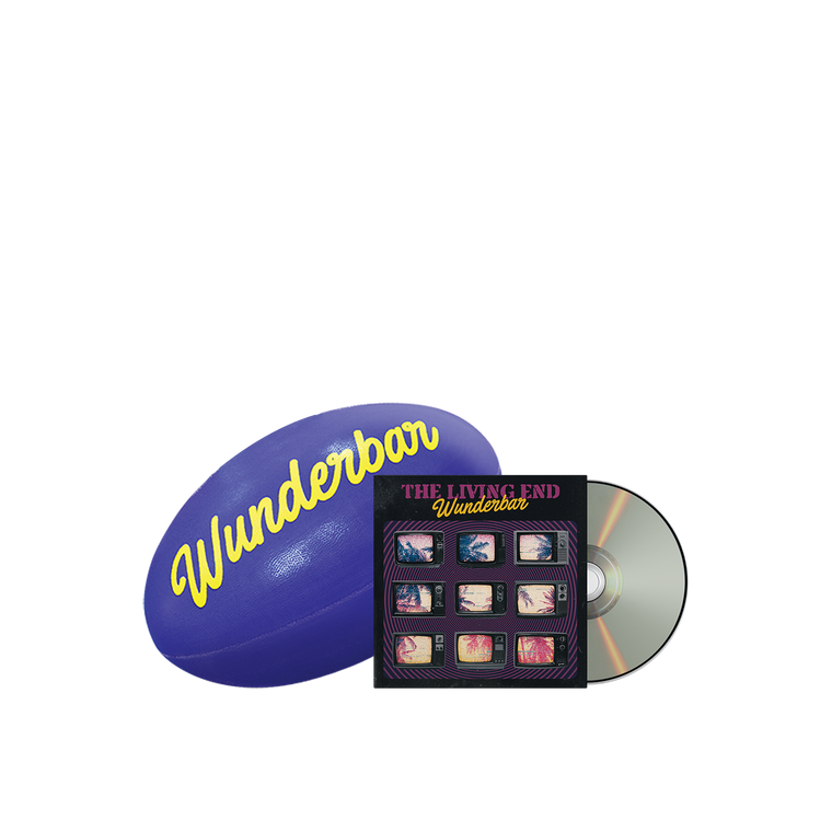 Wunderbar Footy Bundle / NRL footy + CD