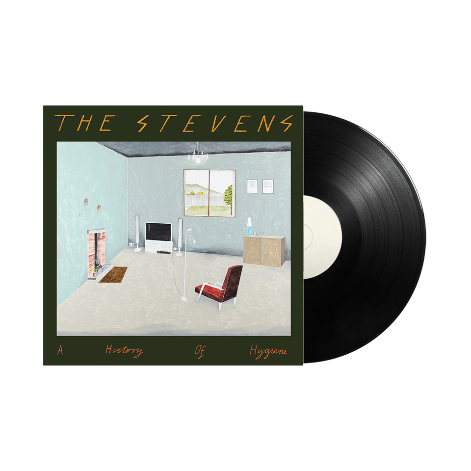 "The Stevens / A History of Hygiene 12"" Vinyl"