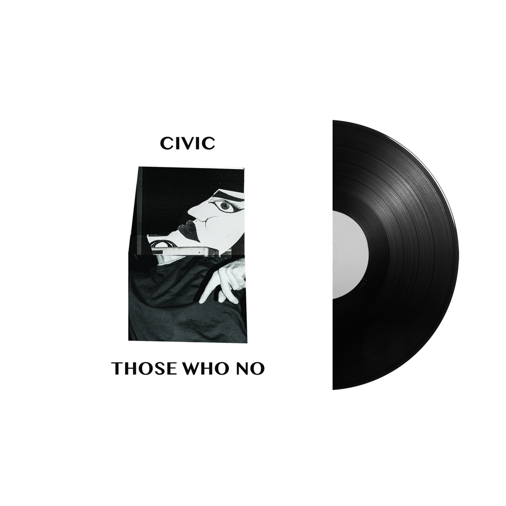 "Civic / Those Who No 7"" Vinyl"