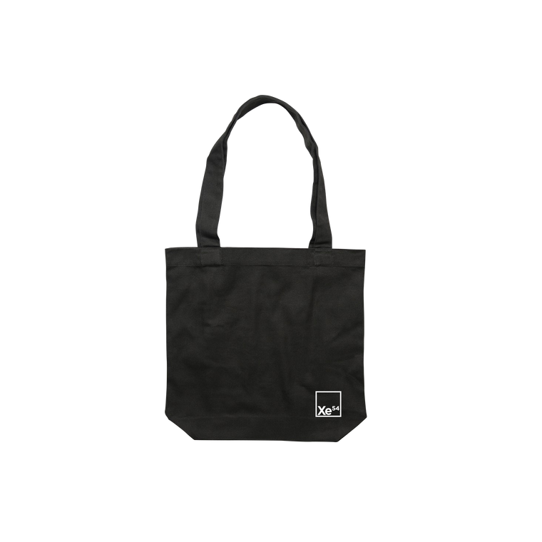 The Wool Store / Black Tote Bag