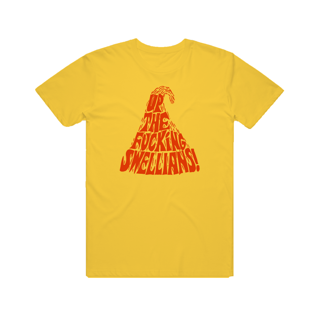 Up The Fucking Swellians / Yellow T-shirt