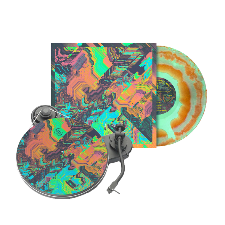 Shyga! The Sunlight Mound / Vinyl + Slipmat ***PRE-ORDER***