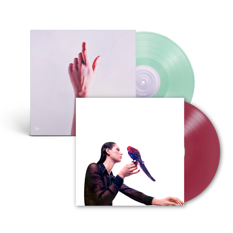 Winter Clear Vinyl Bundle