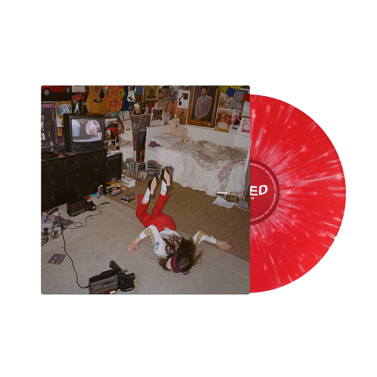 Breakfast For Pathetics / Red Splatter Vinyl