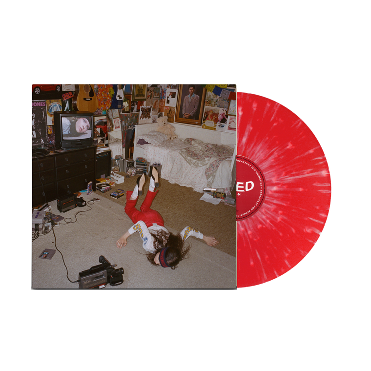 Breakfast For Pathetics / Red Splatter Vinyl Bundle