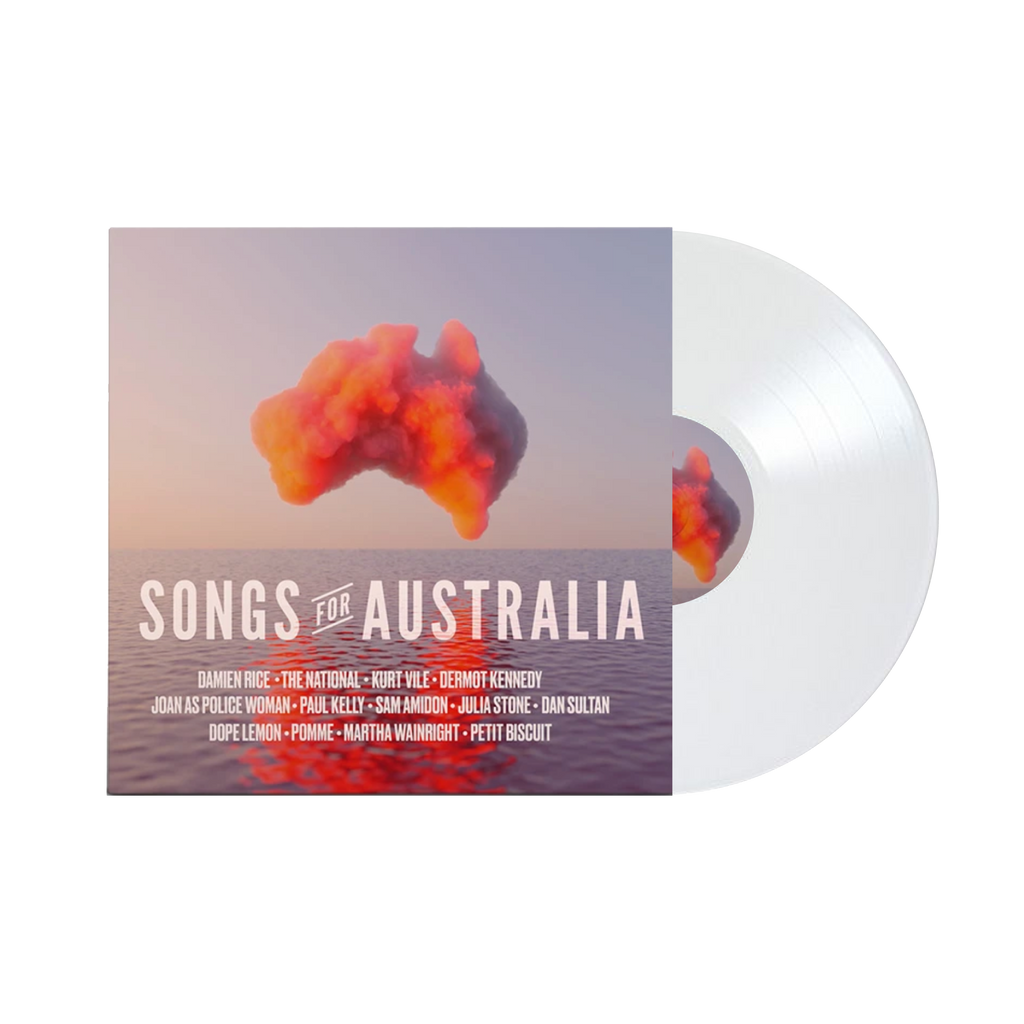 "Songs for Australia /  12"" Vinyl"