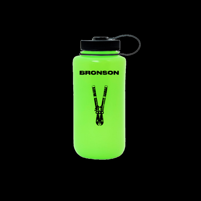 Bolt Cutter Nalgene / Neon Green (Glow In The Dark)