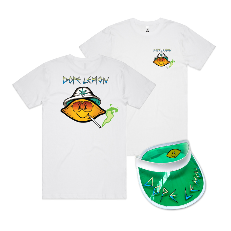 Fear and Loathing Tee / Visor Bundle
