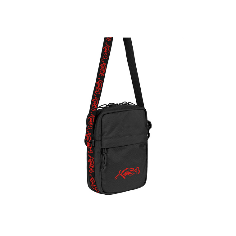 Xe54 / Black Sling Bag