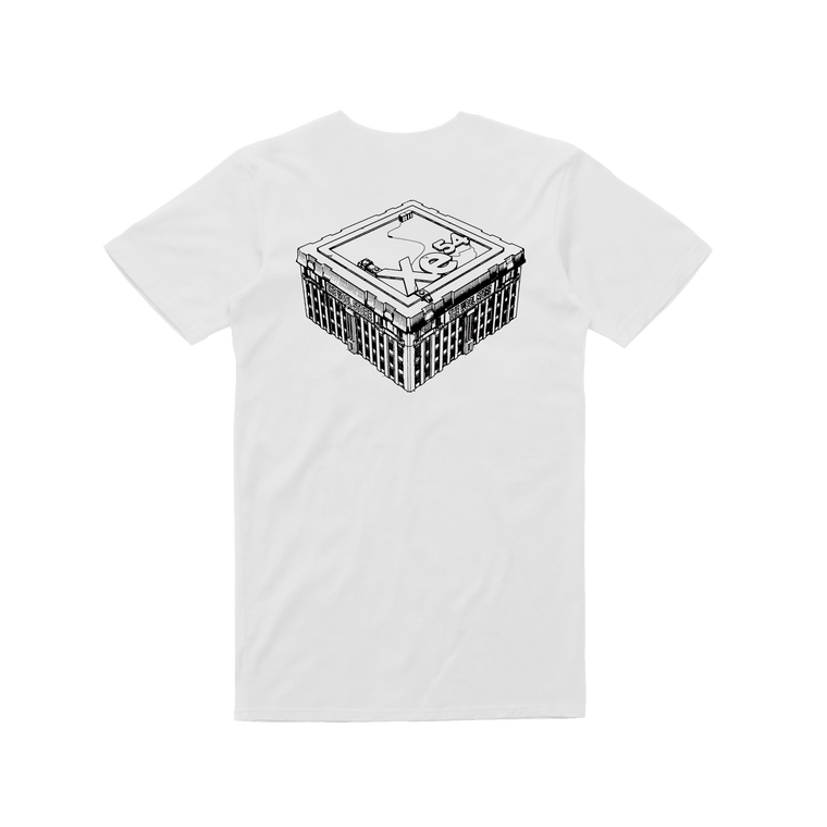 The Wool Store / White T-shirt