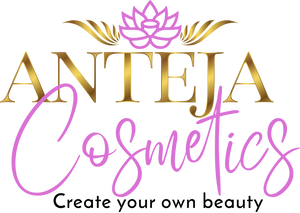 Anteja cosmetics specializes in custom cosmetics from lipstick, custom foundation and custom lipgloss.