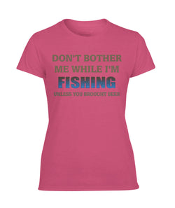 Don't Bother Me While I'm Fishing - Pandemoneum.com