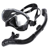 WHALE Safe Professional Scuba Diving Mask Silicone Mask