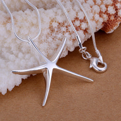 Salty Sultry Starfish Necklace - Pandemoneum.com