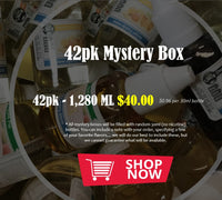 42 Pack Mystery Box - eJuicy eLiquid