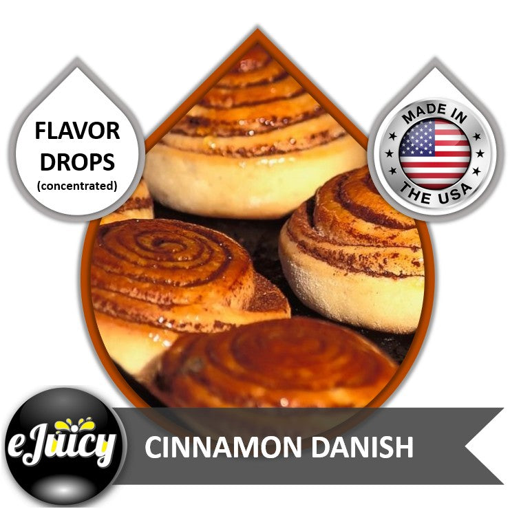 Cinnamon Danish Flavor Concentrate