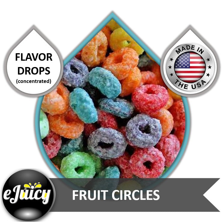Fruit Circles Flavor Concentrate
