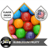 Bubblegum Fruity Flavor Concentrate