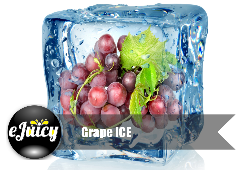 Grape ICE eJuice