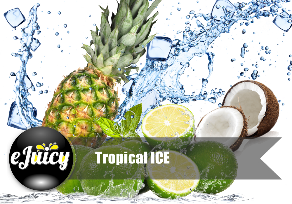 Tropical ICE eJuice