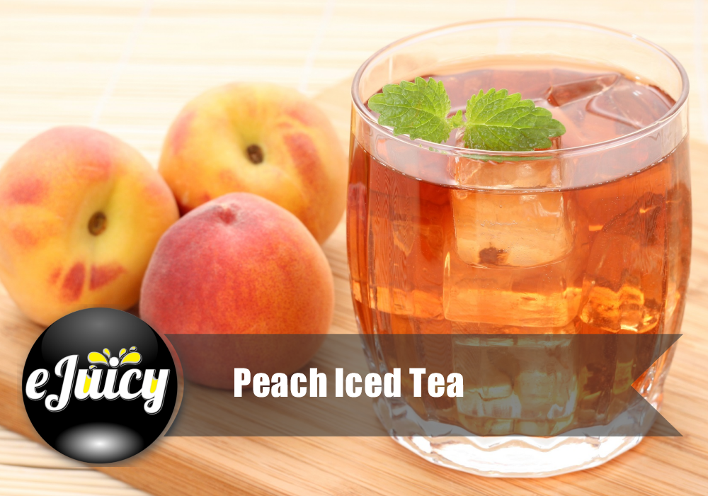 Peach Iced Tea eLiquid