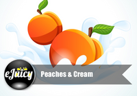 Peaches & Cream eLiquid