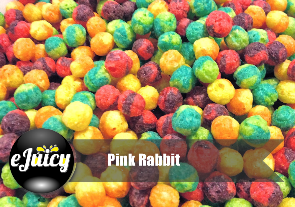 Pink Rabbit eJuice