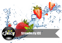 Strawberry ICE eLiquid