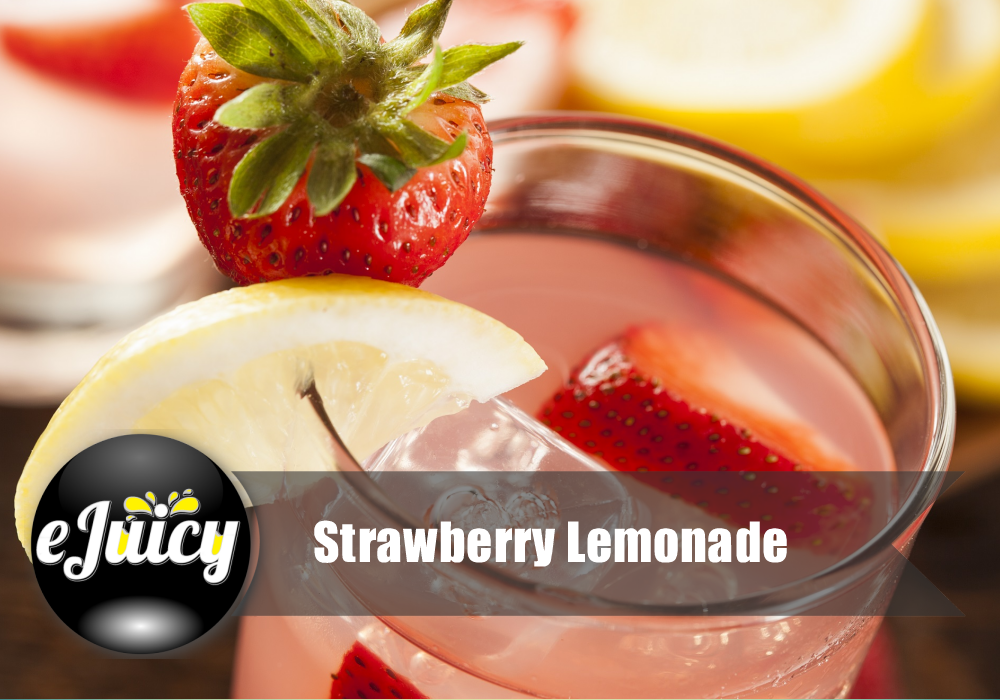 Strawberry Lemonade eLiquid