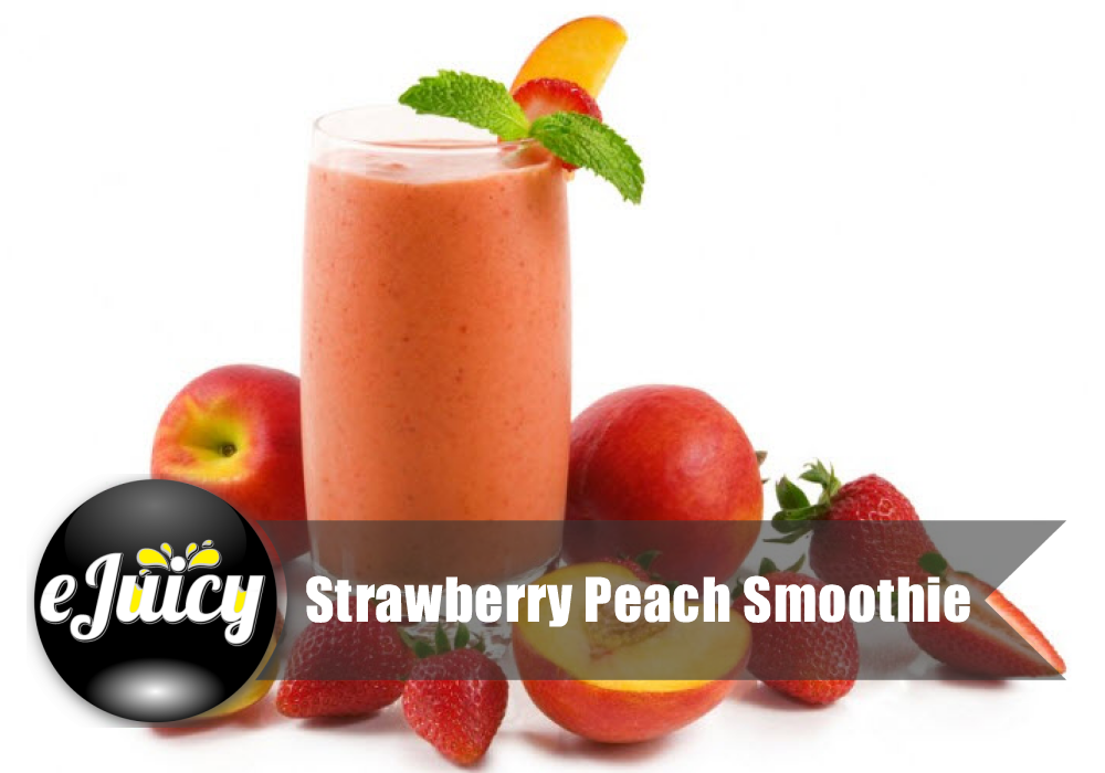 Strawberry Peach Smoothie e-Liquid