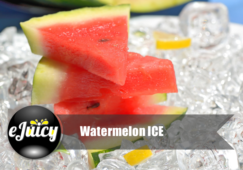 Watermelon ICE eLiquid