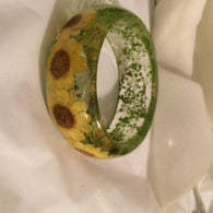 Sunflower Chroma Bangle
