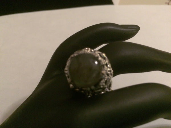 Artisan Crafted Labradorite Ring