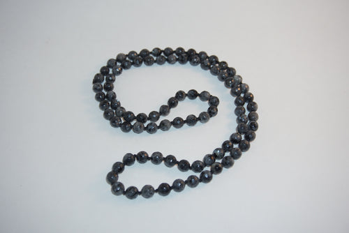 Hand-Knotted Necklace