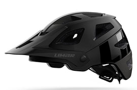 Limar Delta Matte Black Bicycle Helmet