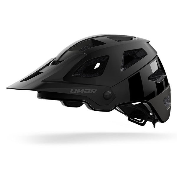 2020 Limar Delta Matte Black Bicycle Helmet