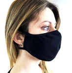 AirProtect Face Mask - All Black
