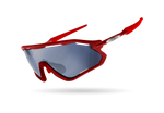 2020 LIMAR VEGA POLYCARBONATE CYCLING GLASSES | RED