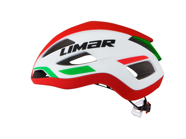 2020 Limar Air Master Road Helmet - Italia TRI-COLOR