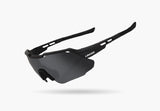 2021 LIMAR KONA POLYCARBONATE CYCLING GLASSES | BLACK
