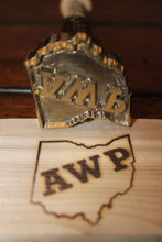 Custom Electric Branding Iron - Wolverine Custom Woodcraft