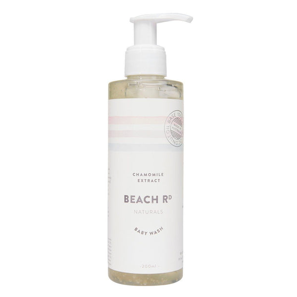 Beach Rd Naturals Baby Wash - Chamomile Extract | Emporium of Natural