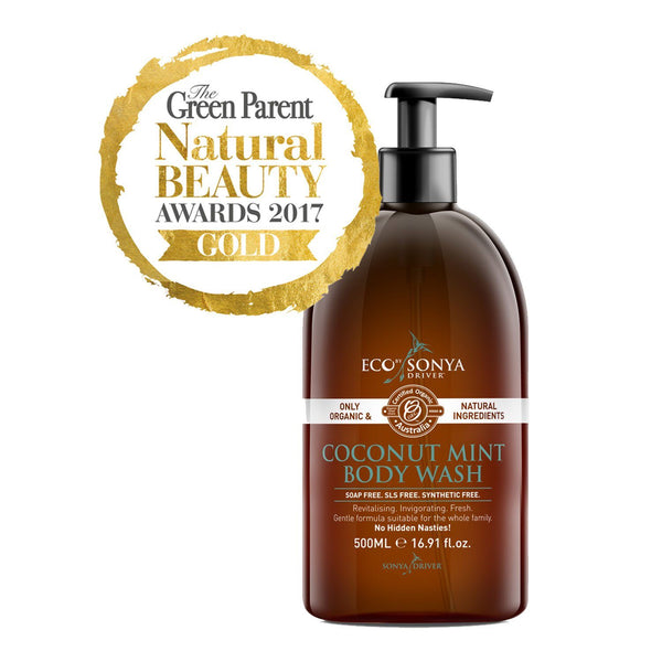 Eco by Sonya Driver Coconut Mint Body Wash | Emporium of Natural