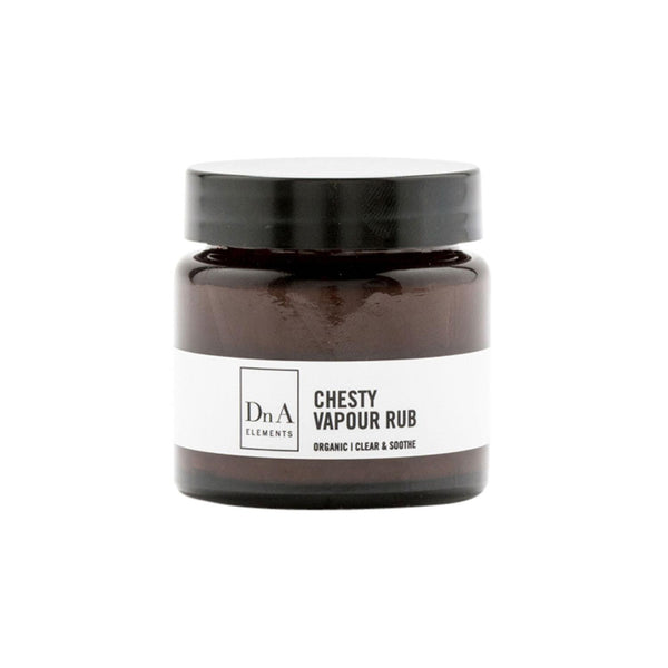 DnA Elements Chesty Vapour Rub | Emporium of Natural