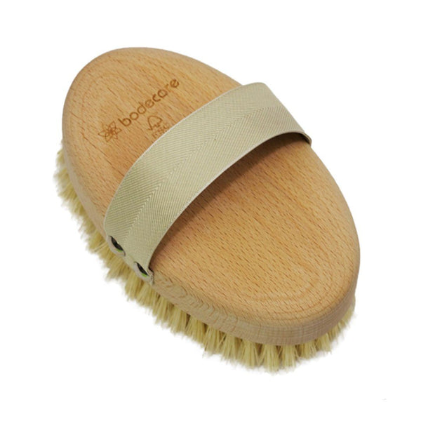 Bodecare Deluxe FSC Dry Body Brush | Emporium of Natural
