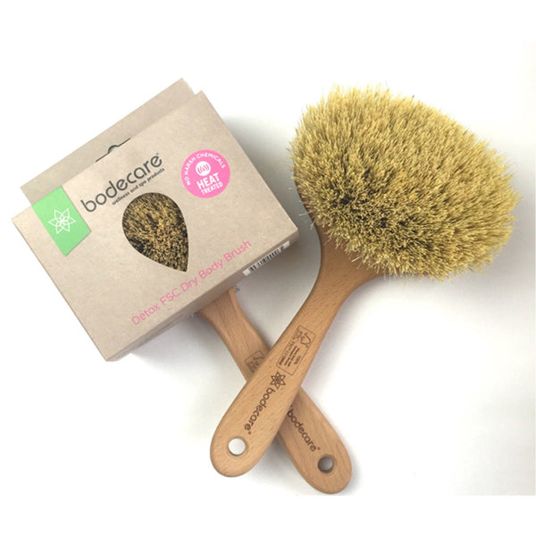 Bodecare Detox FSC Dry Body Brush | Emporium of Natural