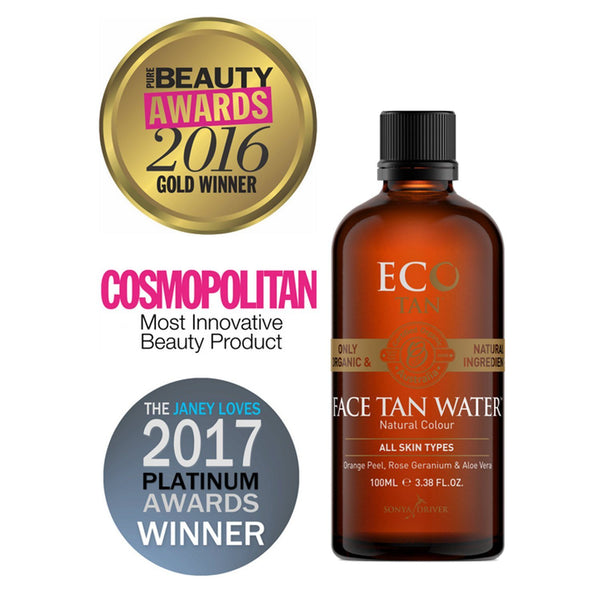 Eco Tan Face Tan Water | Emporium of Natural
